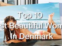 Top 10 Smukke Danske Piger